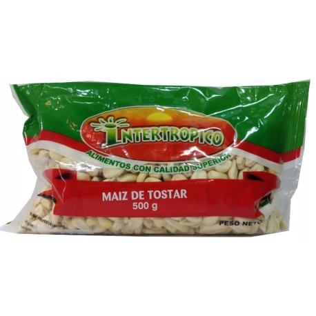 Maíz de Tostar Intertrópico